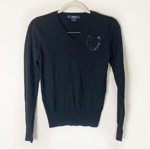 ARIAT Women's Ramiro Lucky Sweater Size S